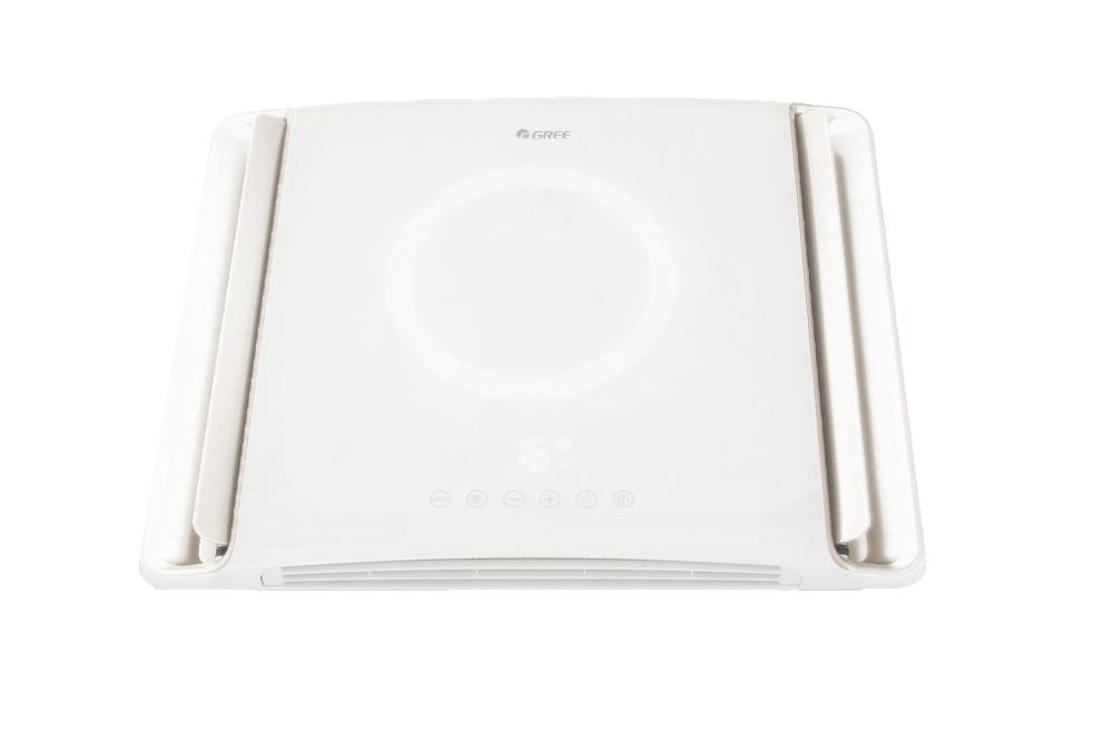 Gree provides sleek upgrades to RV Air Conditioner