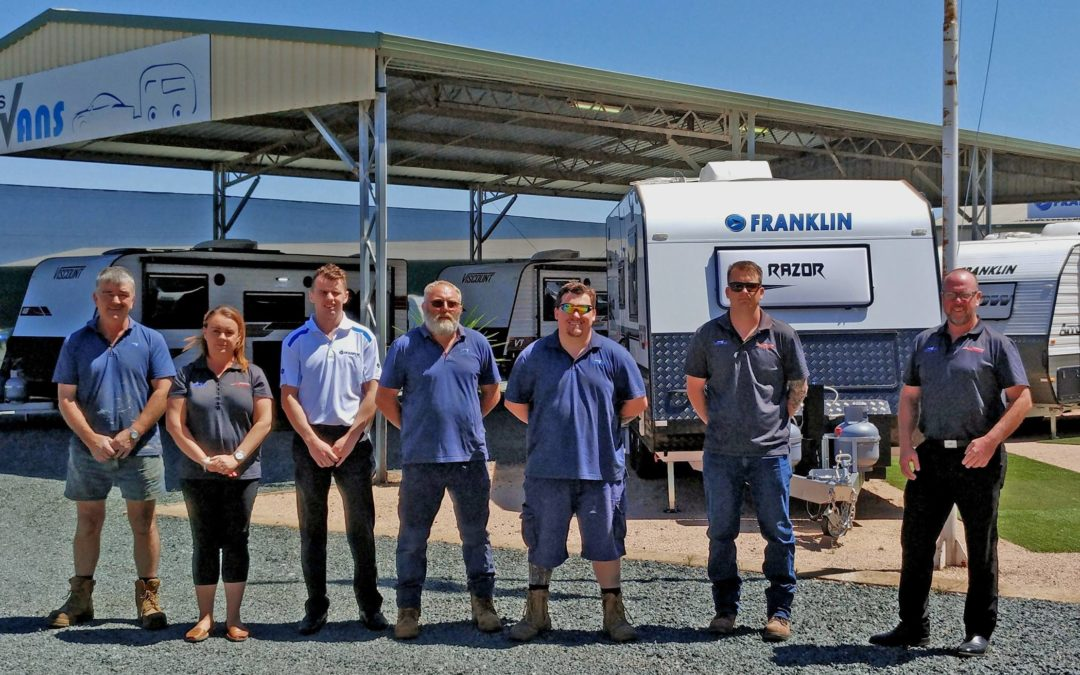 NSW Dealer Parkes Caravans set for a big 2019