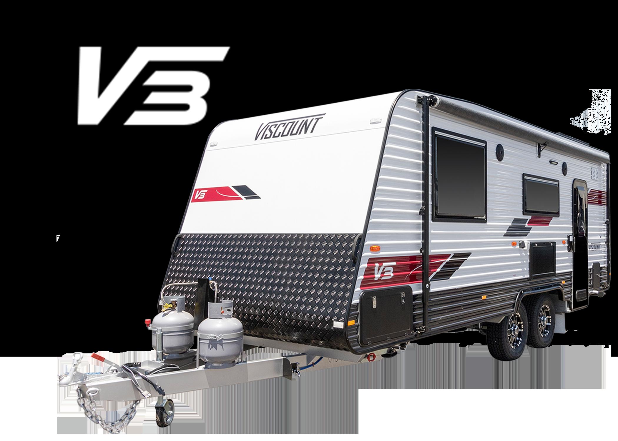 Viscount v3 Caravan