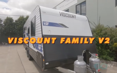 Explore the Family V2 with GO RV's Van of the Week