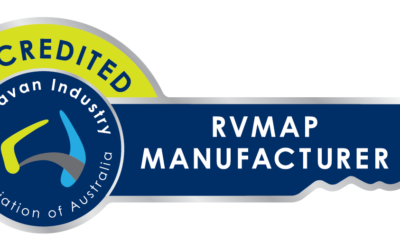 Viscount Caravans achieve RVMAP Accreditation