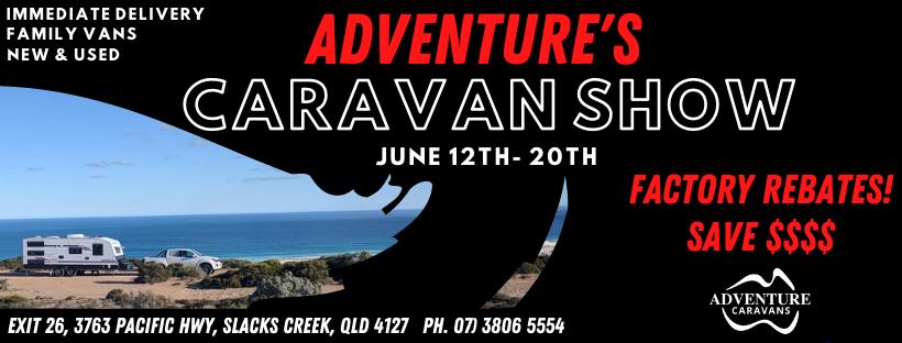 Adventure's Caravan Show