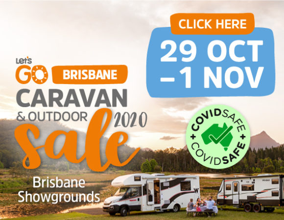 Let's Go Brisbane Caravan & Outdoor Sale