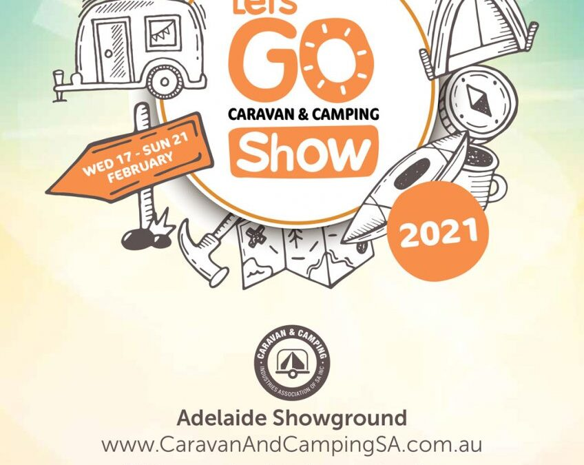 Let's Go Caravan & Camping Show – S.A