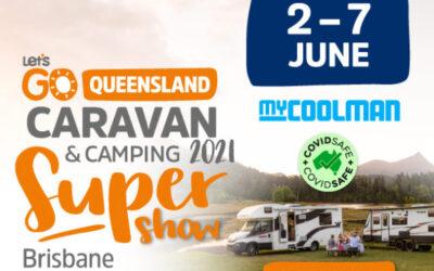 2021 Let's Go Queensland Caravan Supershow